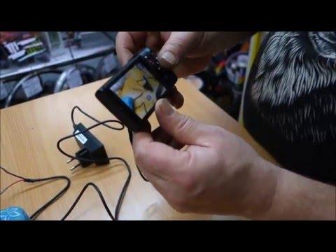 Как зарядить аккумулятор  без родного зарядного  устройства