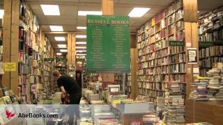 AbeBooks Visits Russell Books