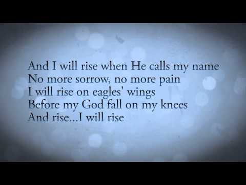I Will Rise - Chris Tomlin