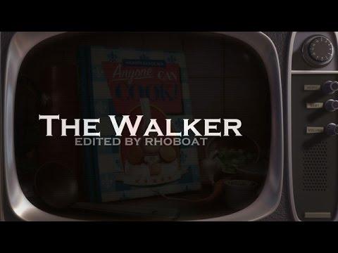 Ratatouille (2007) - The Walker
