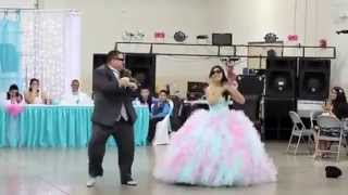 Video Quinceanera Surprise father daughter dance download MP3, 3GP, MP4, WEBM, AVI, FLV Agustus 2018