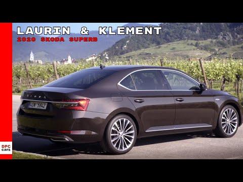 2020 Skoda Superb L&K - Laurin & Klement