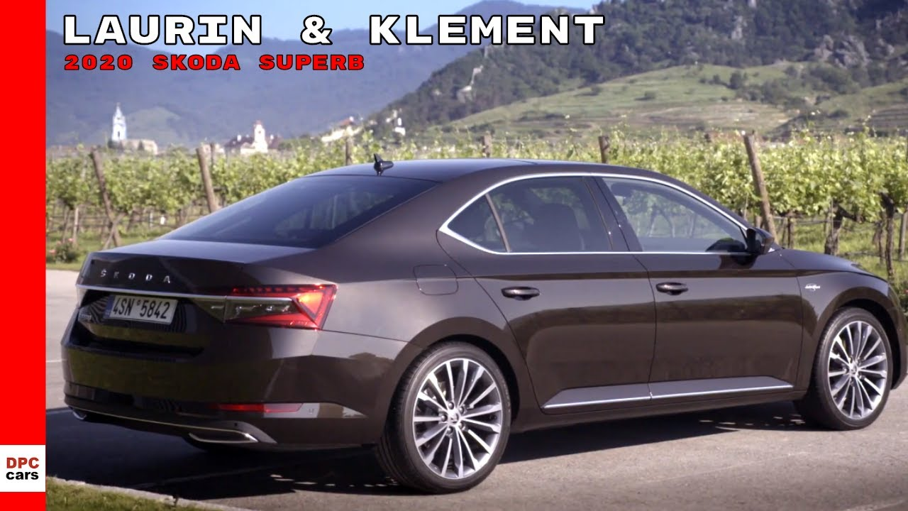 2020 Skoda Superb L K Laurin Klement Youtube