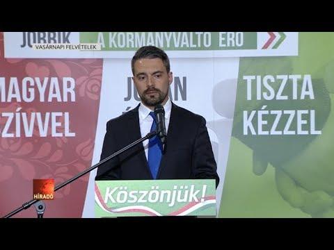 Toroczkai: Vona Gábor megbukott, de a Jobbik él