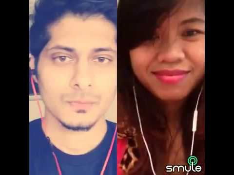 Jeena jeena Badlapur Smule collaboration Yasmien Indonesian feat Aarsh Bollywood Indian