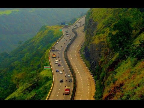 Outstanding Visuals Of Mumbai Pune Expressway