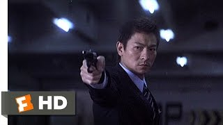 Infernal Affairs (7/9) Movie CLIP - I