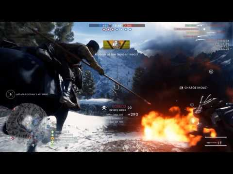 BF1 All Impale animations