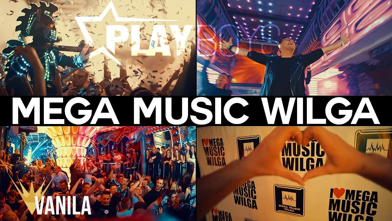 Playboys – MEGA MUSIC WILGA (Oficjalny teledysk)