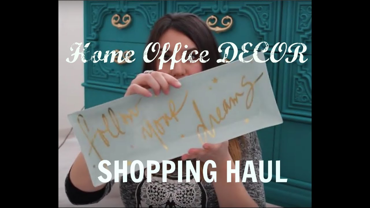 Shopping Haul: At Home, Home Goods, Marshalls, TJ Maxx   YouTube