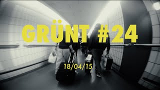 Grünt #24 Feat. 13 Sarkastick & Makala