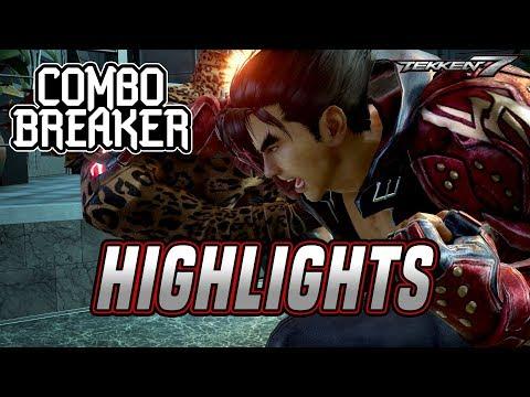 The Best Moments From Combo Breaker 2018 (TEKKEN 7)
