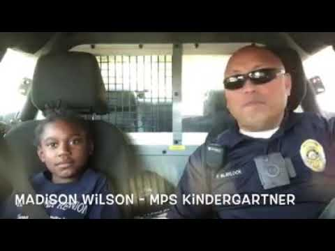 Cop Car Karaoke with Officer Blaylock