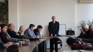 Михайлов 1, Избори на делегат за Югозападен Регион