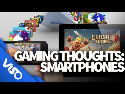 Gaming Thoughts: Could Smartphones Out Power Consoles?