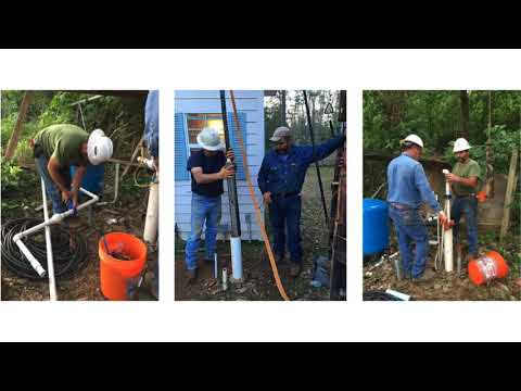Water Well Inspection Houston TX