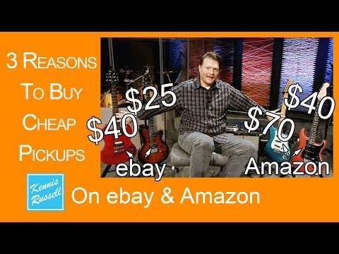 3 Reasons to Buy Cheap Ebay & Amazon Pickups