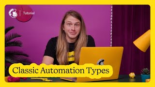 About Mailchimp's Classic Automation Types (October 2020)