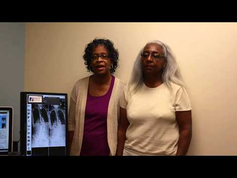 Patient speaks about revision surgery 8 weeks after operation