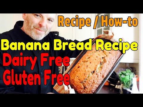 Gluten Free Banana Bread - Moist & Delicious Banana Bread That Tastes Amazing!