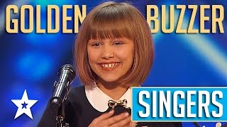 Golden Buzzer SINGERS On Americas Got Talent 2016 Grace Vanderwaal Sal Valentinetti More MP3