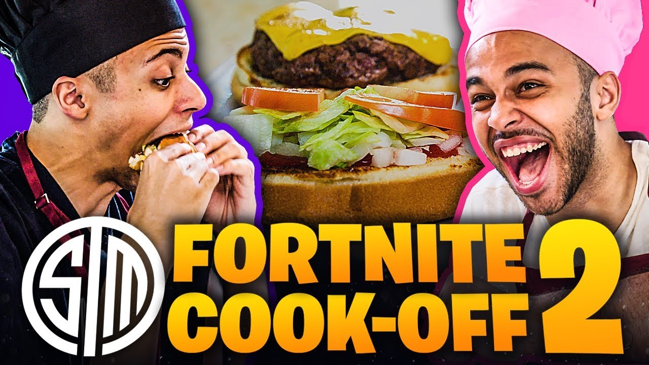 TSM Fortnite Cook-Off 2 + video
