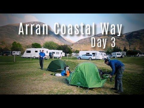The Arran Coastal Way - Day 3 (Sannox to Lochranza)