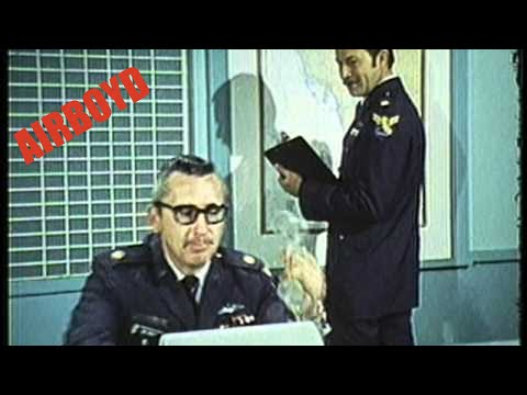 Civil Air Patrol - SAR Mission Coordinator (1972)
