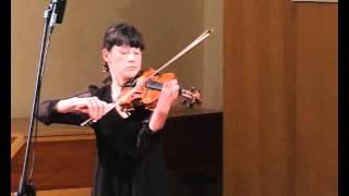 Gambar cover Vivaldi. Sonata for violin D-dur.