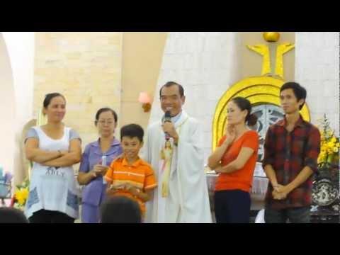 Đừng Bỏ Con Chúa Ơi !  - Nhà Thờ Chí Hòa trưa 28.6.2012