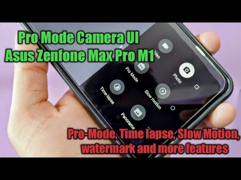 Install Pro Mode Camera On Asus Zenfone Max Pro M1 Without Root, Without Using Any Pc|Easy Process|