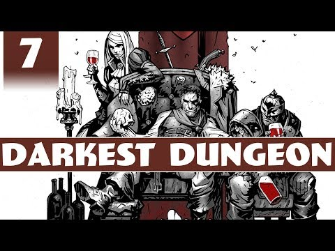 Darkest Dungeon - Crimson Court DLC Gameplay - Part 7 - Brigand 12 Pounder