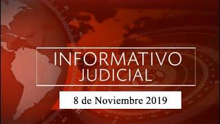 08-11-19   Informativo Judicial CSJ