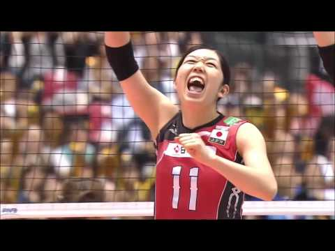 2016 Women's Volleyball Match of the Year: Japan vs. Thailand