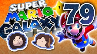 Super Mario Galaxy: Getting Sticky - PART 79 - Game Grumps