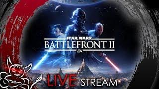 Star Wars: Battlefront 2 - Dart Bes Снова В Деле [Стрим]