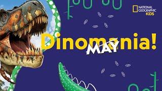 Discover Dinomania!   National…