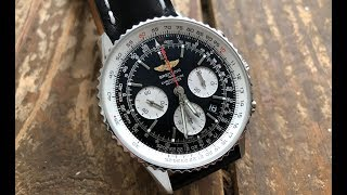 The Breitling Navitimer 01 Wristwatch The Full Nick Shabazz Review