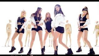 【EXID】AH YEAH 官方全曲中字MV (韓國新性感女神EXID 第二張迷你專輯《AH YEAH》5.12 開始預購 / 5.22 正式發行)