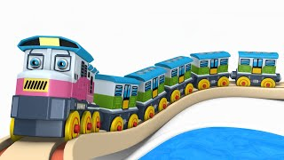 Thomas The Train | Cartoon Videos for Children - Toy Factory Kids videos for Kids