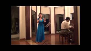 Gọi Tên Bốn Mùa & Mưa Hồng (Trà My live with piano)