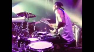 2013 Blink-182 Tour - Travis Barker Compilation