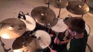 Repeat youtube video Luke Bryan - Play It Again (Drum Cover)