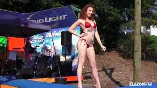 Bikini Contest 2015 - Vera's Beach Club Part-2