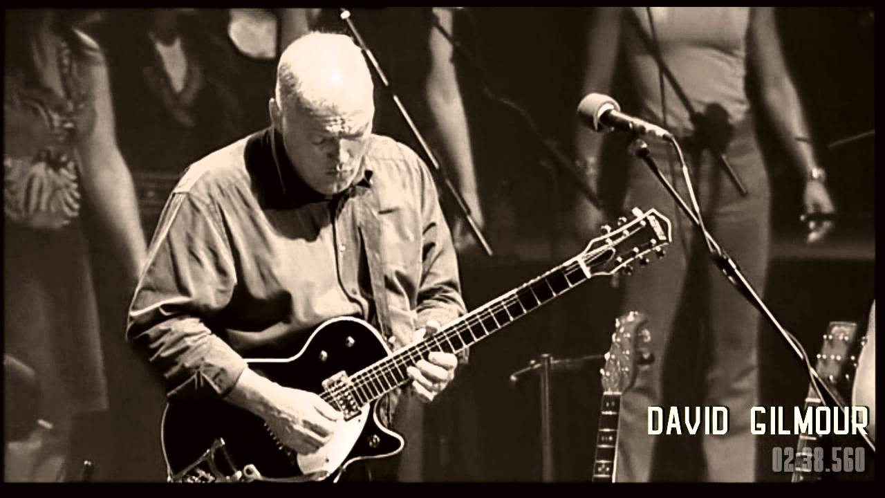 how to play like david gilmour magazine