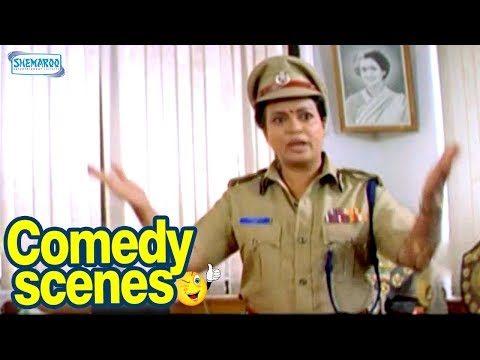 Umashree Comedy Scenes | Kannada Comedy Scenes | Mast Maja Maadi Kannada Movie | Sudeep