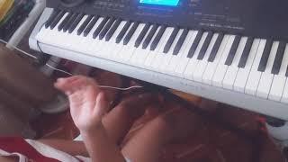Видео-урок на синтезаторе Собачий вальс.
