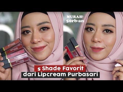 5-liquid-lipstick-favorit-dari-purbasari-hi-matte-lipcream-shade-terbaru-|-swatches-dan-mini-review