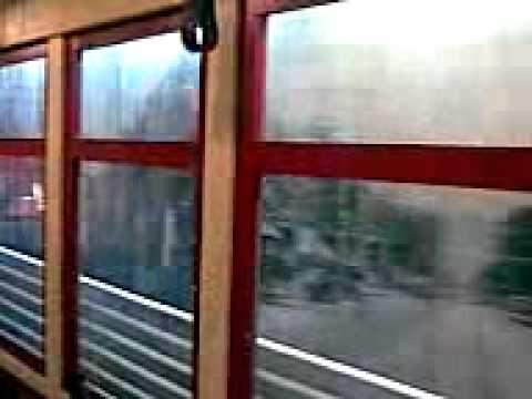 Montreal train cabin model - Centre d'histoire de Montreal
