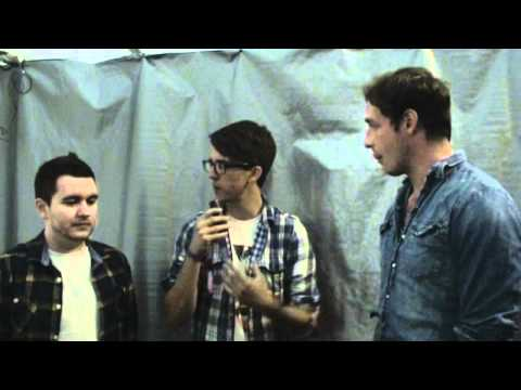 Funeral For A Friend Interview - GuilFest 2011